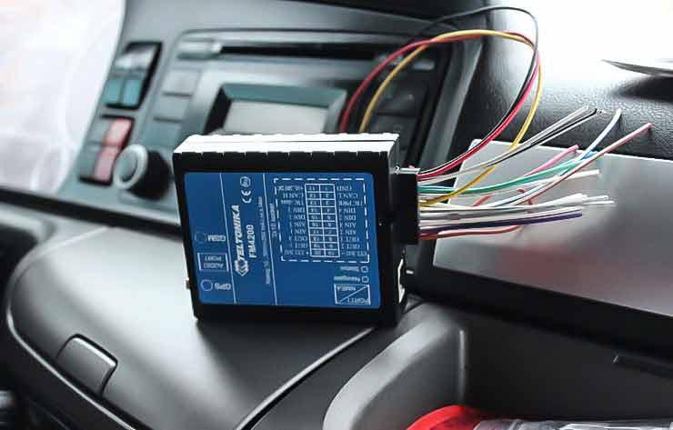 Установка gps трекера на автомобиль своими руками